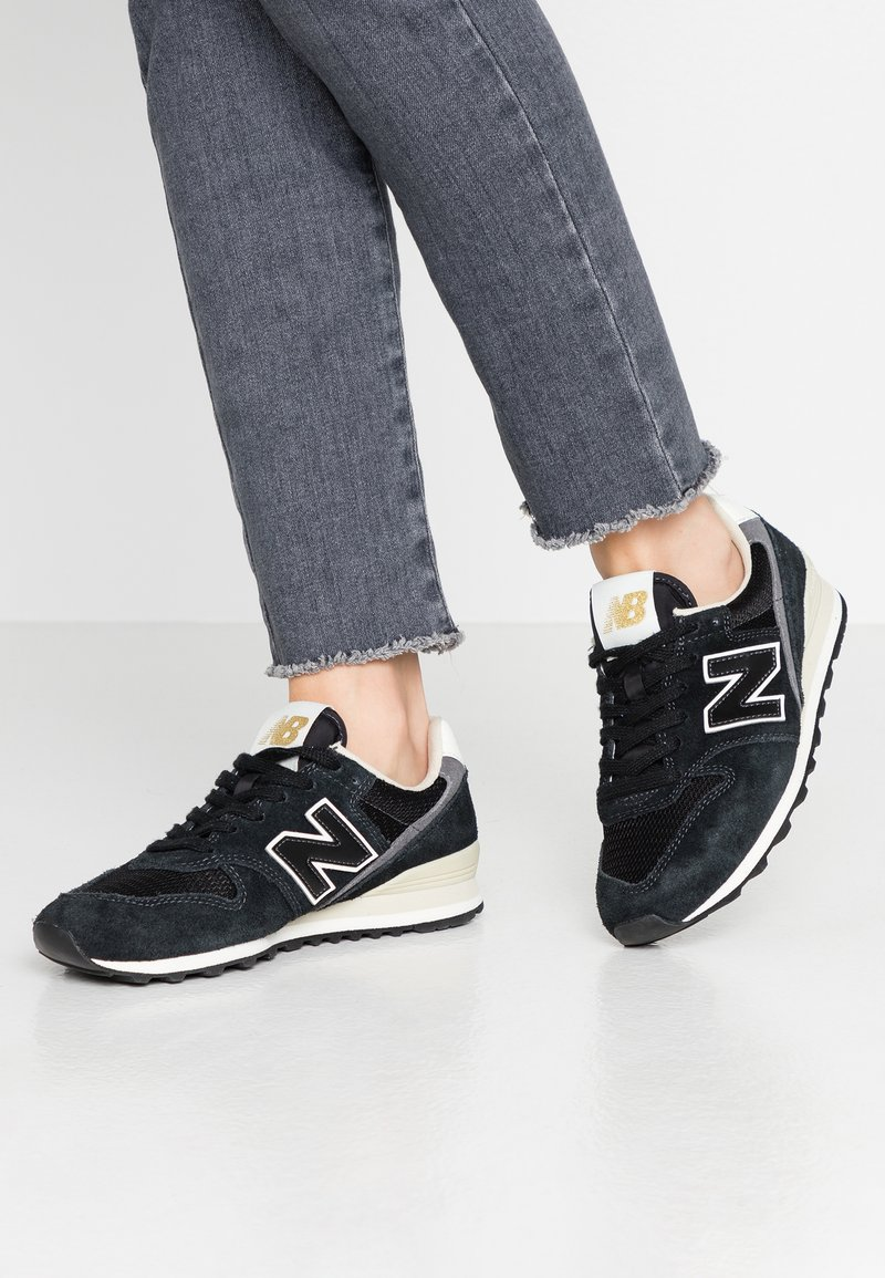 New Balance - WL996 - Zapatillas - black