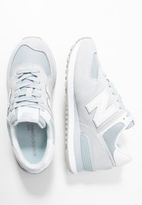 New Balance - WL574 - Trainers - grey/white - 3