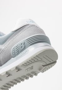 New Balance - WL574 - Trainers - grey/white - 2