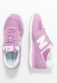 New Balance - WL574 - Sneakers - purple - 3