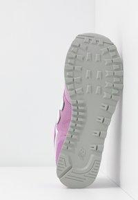 New Balance - WL574 - Sneakers - purple - 6