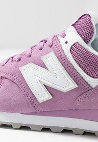 New Balance - WL574 - Sneakers - purple - 2
