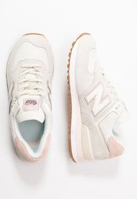 New Balance - WL574 - Baskets basses - offwhite - 3