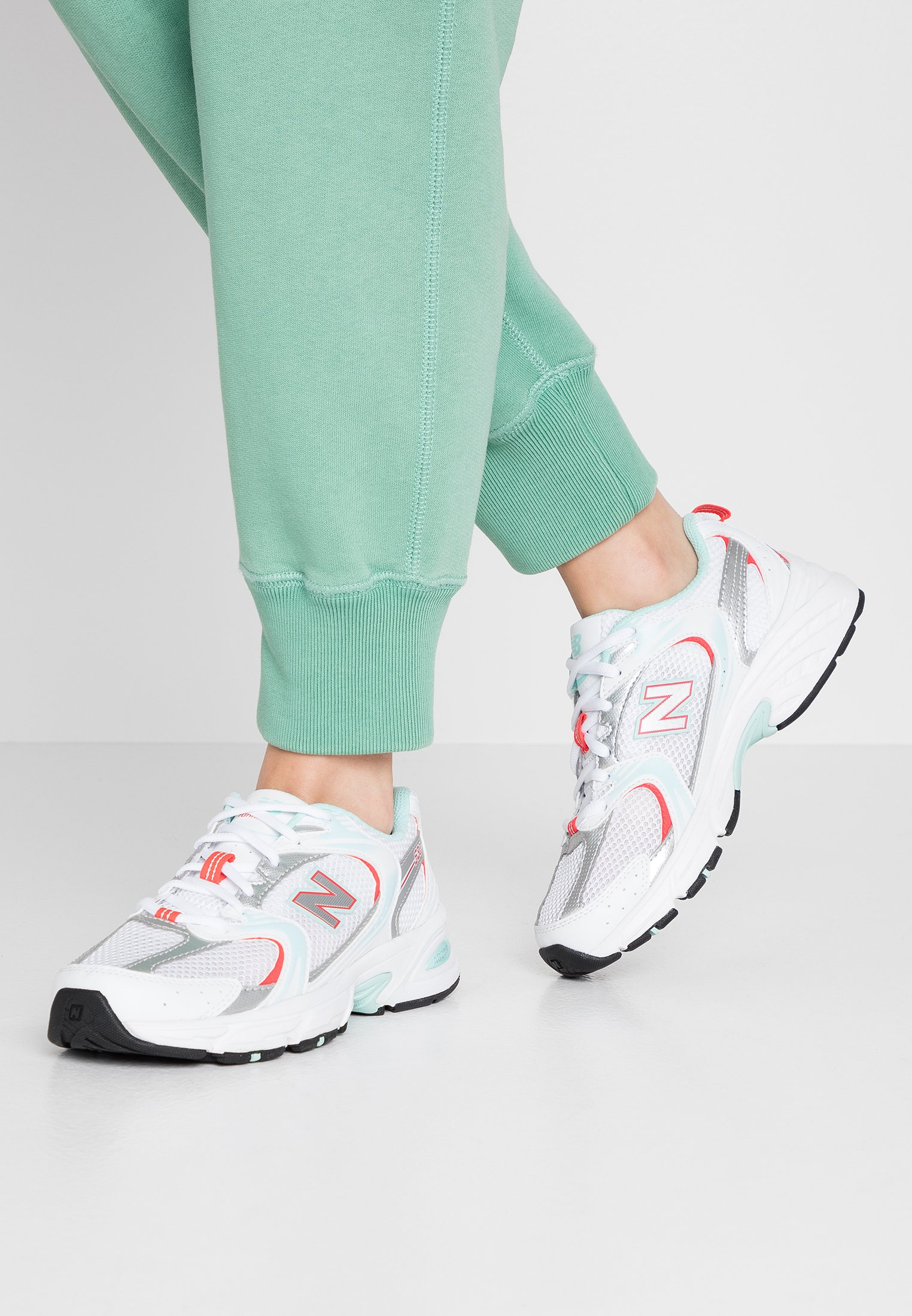 MR530 - Sneakers laag - white