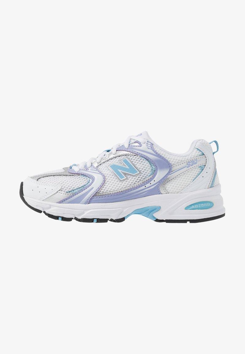 New Balance - MR530 - Trainers - white/purple/light blue