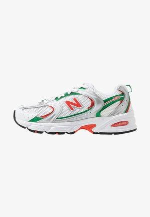 MR530 - Sneakersy niskie - white/green/orange