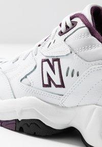 New Balance - WX608 - Sneakers - white/purple - 2