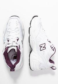 New Balance - WX608 - Trainers - white/purple - 3