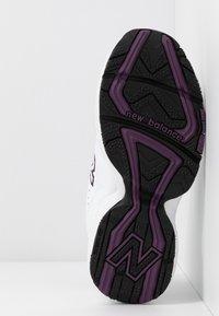 New Balance - WX608 - Sneakers - white/purple - 6