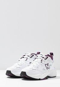 New Balance - WX608 - Sneakers - white/purple - 4
