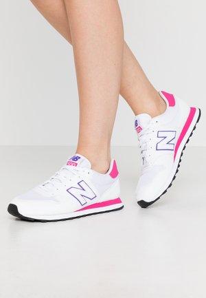 GW500 - Sneakersy niskie - white