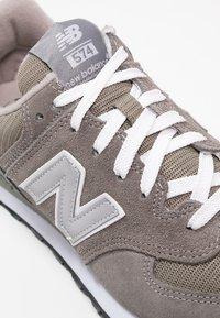 New Balance - M574 - Zapatillas - grey - 5