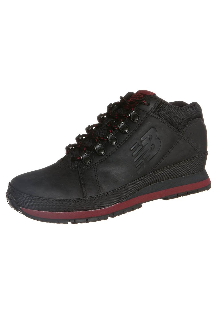 New Balance - Sneakers basse - black/red