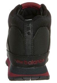 New Balance - Tenisky - black/red - 1