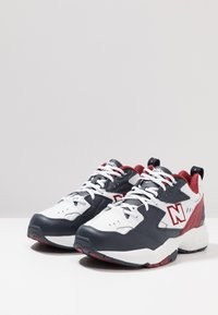 New Balance - Tenisky - outerspace/scarlet - 2