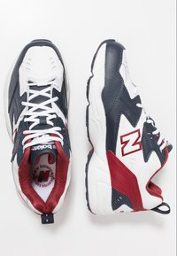 New Balance - Tenisky - outerspace/scarlet - 1