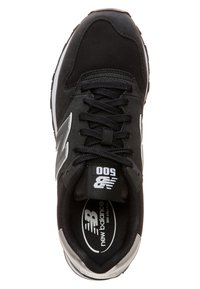 New Balance - GW500 - Baskets basses - black/silver - 1