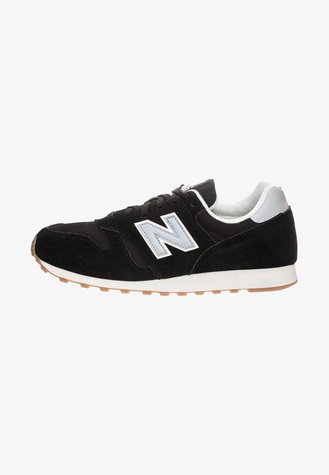 ML373 - Sneakers laag - black / blue