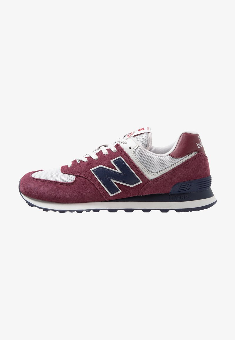 New Balance - ML574 - Trainers - scarlet