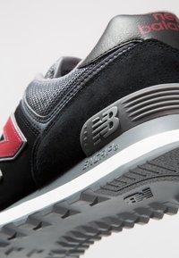 New Balance - ML574 - Sneakers basse - black - 5