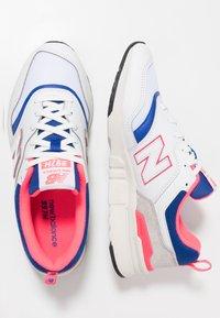 New Balance - CM 997 - Sneakersy niskie - white - 3