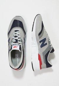 New Balance - CM 997 - Sneakers basse - team away grey - 1