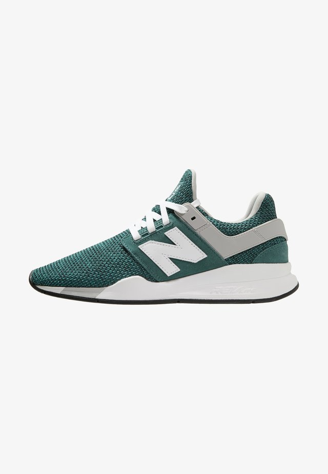 Trainers - dark agave