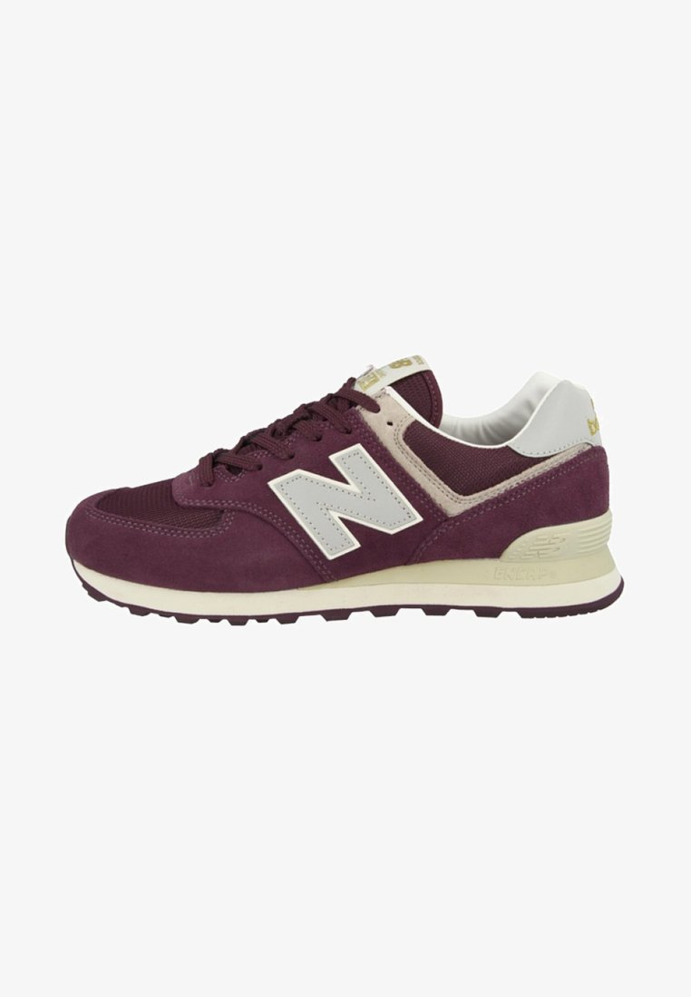 New Balance - ML574 - Trainers - red