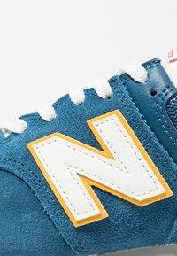 New Balance - ML574 - Sneakers - blue - 5