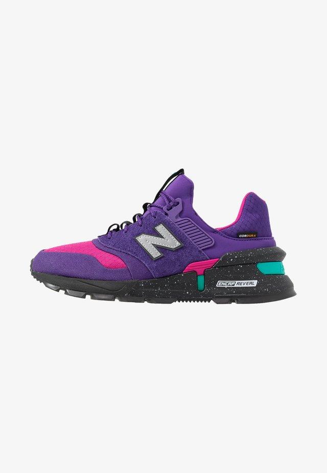 MS997 - Sneakers laag - purple