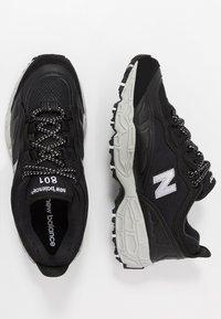 New Balance - ML801 - Sneakers - black/grey - 1