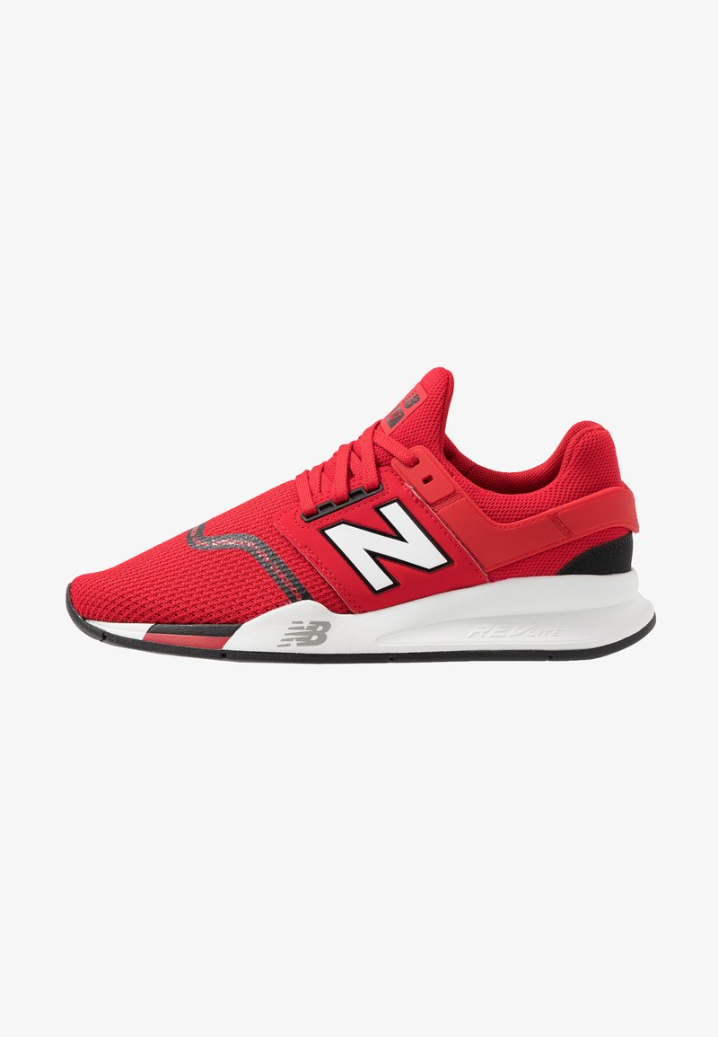 New Balance - MS247 - Sneaker low - red/white