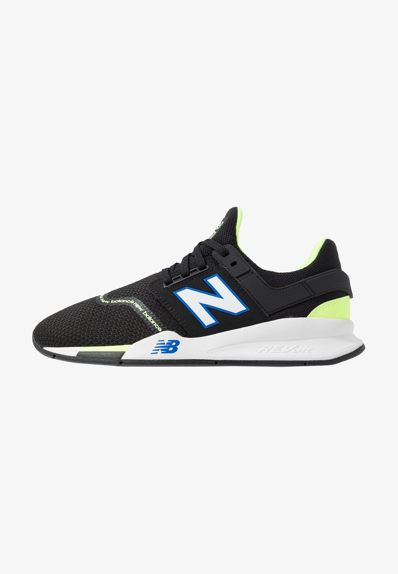 New Balance - Sneakers laag - black/white