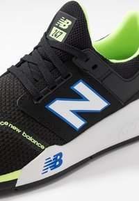 New Balance - Sneakers laag - black/white - 5