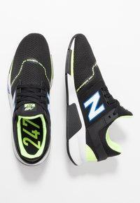 New Balance - Sneakers laag - black/white - 1