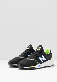 New Balance - Sneakers laag - black/white - 2