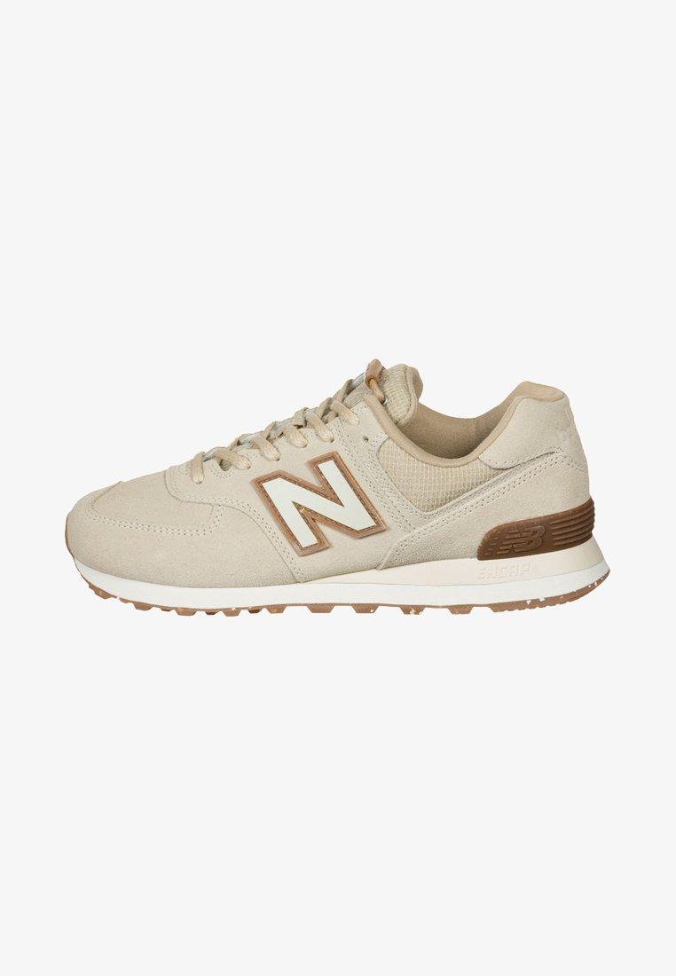 New Balance - Baskets basses - beige