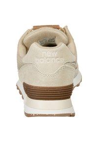 New Balance - Baskets basses - beige - 3
