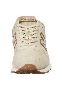 New Balance - Baskets basses - beige - 5