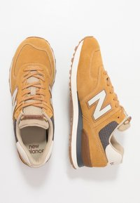 New Balance - Sneakers basse - brown - 1