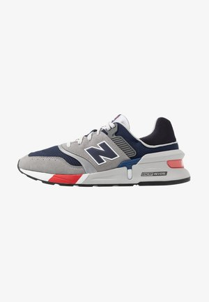 997 S - Matalavartiset tennarit - grey/navy
