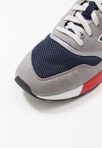 New Balance - 997 S - Sneaker low - grey/navy - 5