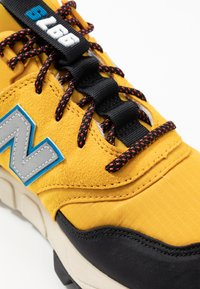 New Balance - 997 S - Sneakers basse - yellow/black - 5