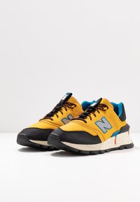 New Balance - 997 S - Sneakers basse - yellow/black - 2