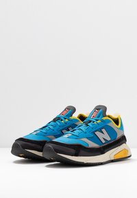 New Balance - X-RACER - Sneakers - blue/black - 2