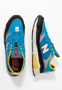 New Balance - X-RACER - Sneakers - blue/black - 1