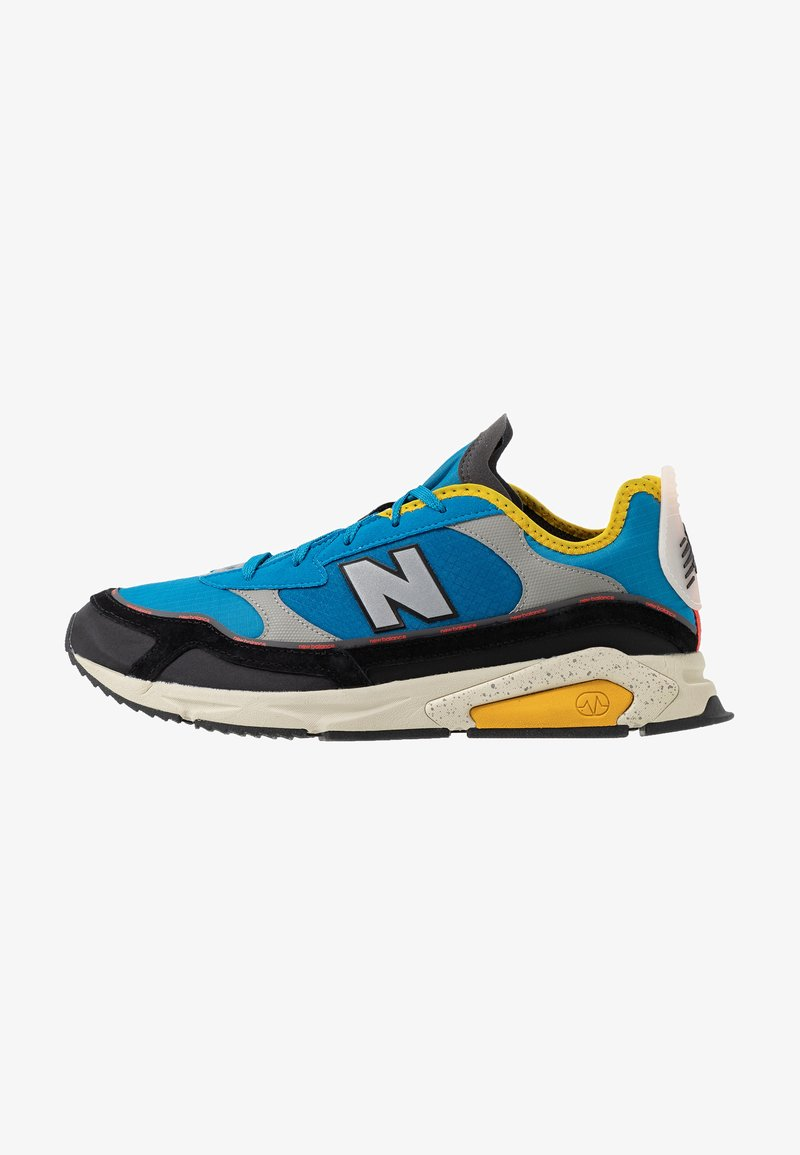 New Balance - X-RACER - Sneakers - blue/black
