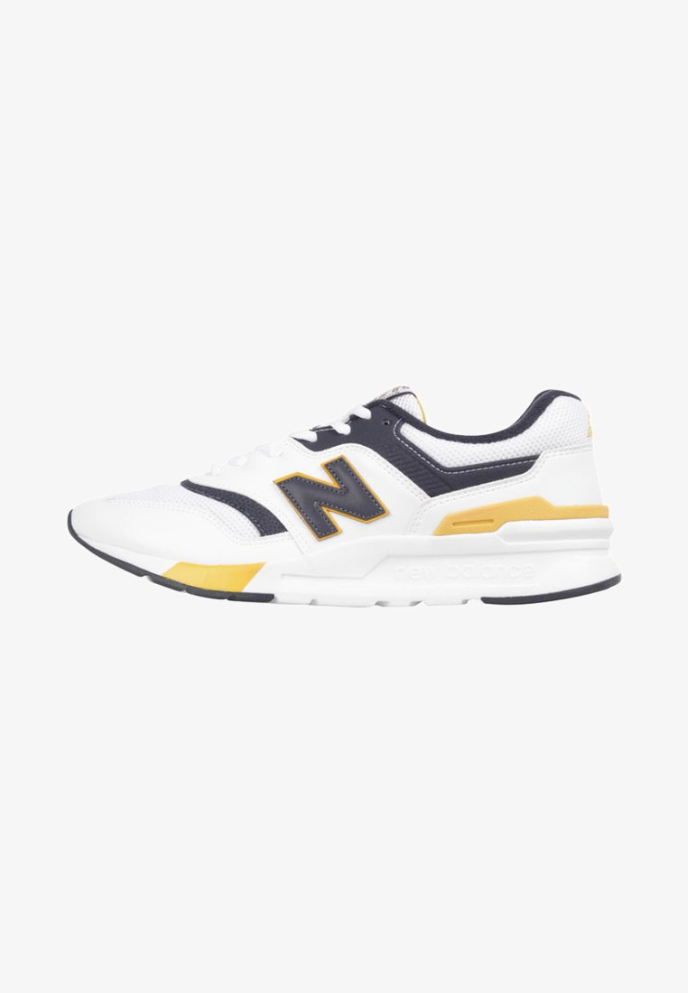 New Balance - Sneakers laag - white