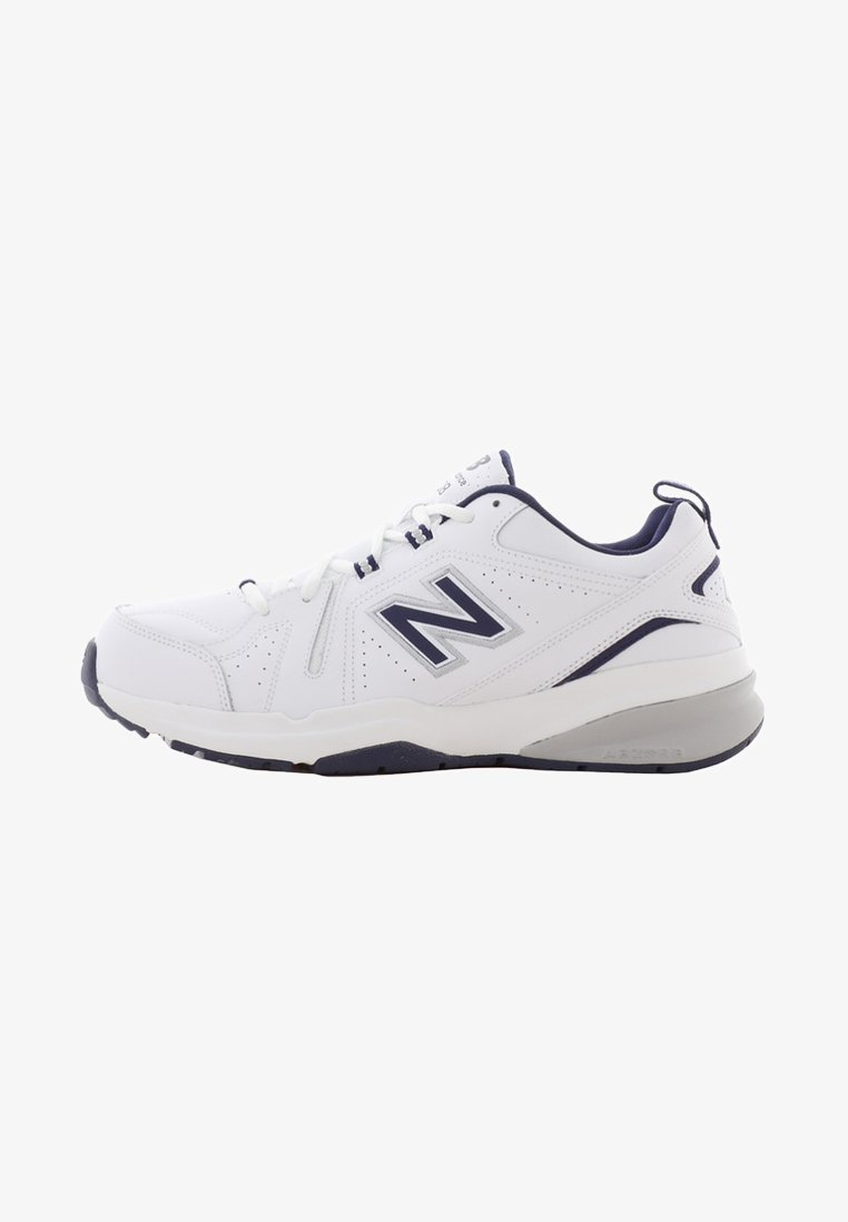 New Balance - Trainers - white/navy