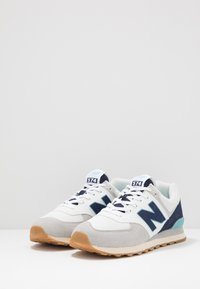 New Balance - 574 - Sneakers basse - grey/navy - 2